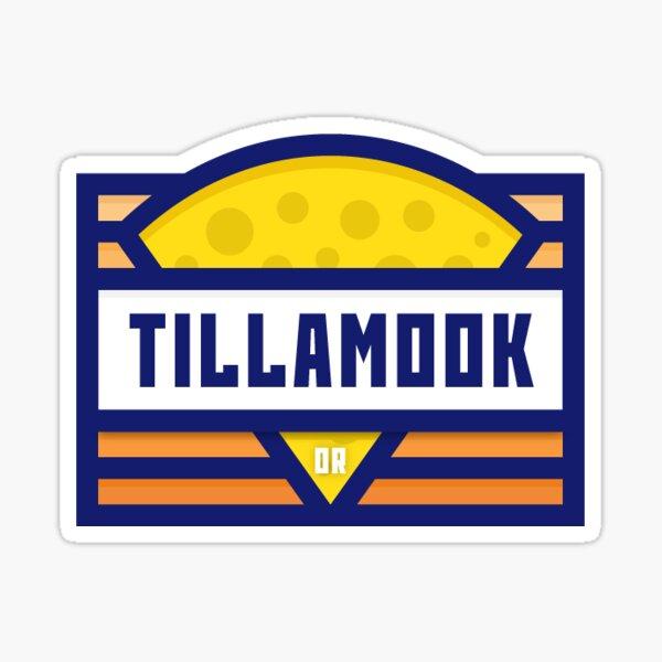 170. Tillamook, OR Sticker