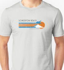 Dark Histories Podcast - Somerton Beach Mystery Unisex T-Shirt