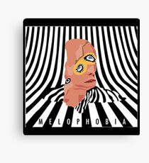 melophobia - cage the elephant Canvas Print
