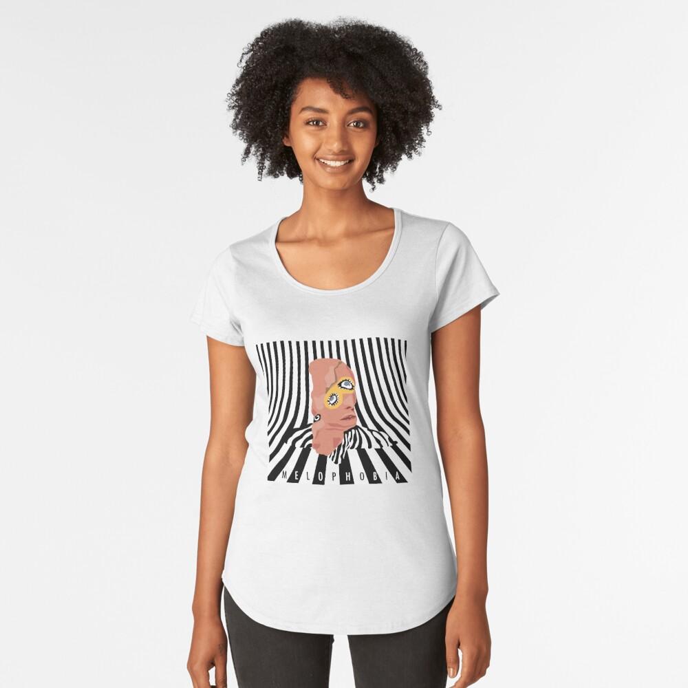 Melophobie - Käfig der Elefant Premium Rundhals-Shirt