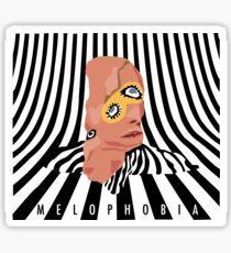 Melophobie - Käfig der Elefant Sticker