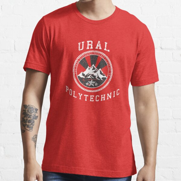 Dark Histories Podcast - Ural Poly Essential T-Shirt