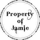 Property of Jamie by Elizabeth Dunlap