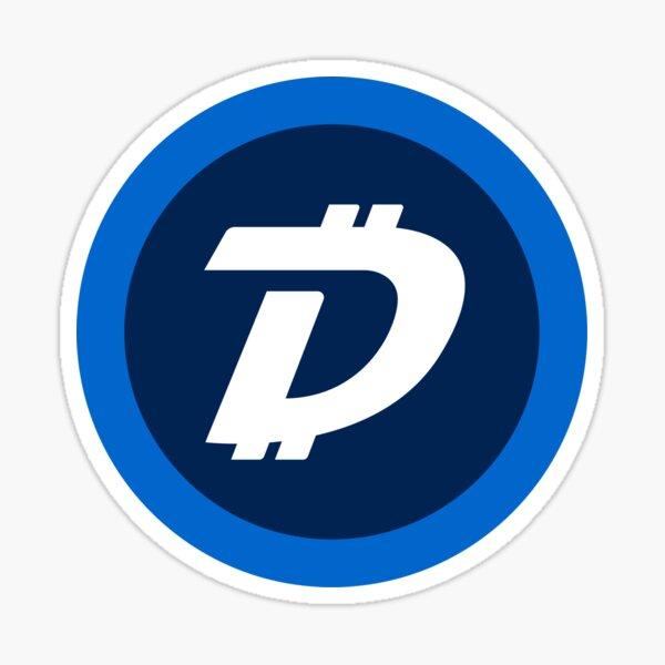 Digibyte Sticker