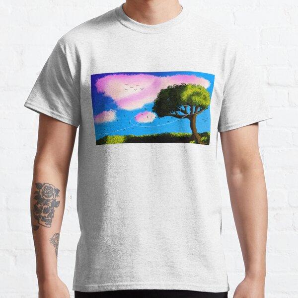 Sunset Tree Classic T-Shirt