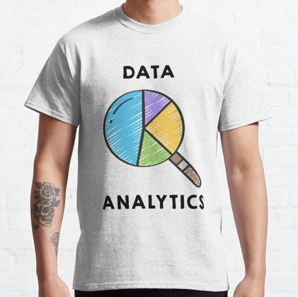 Data Analytics and Data Science t-shirts and products Classic T-Shirt