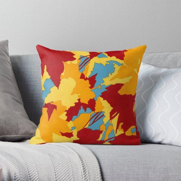 Up Fall Throw Pillow