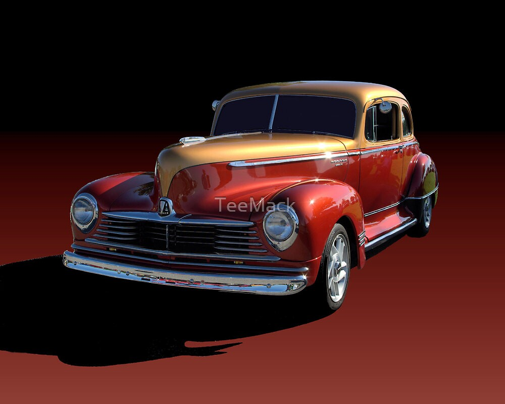 1947 Hudson Commodore Coupe by TeeMack