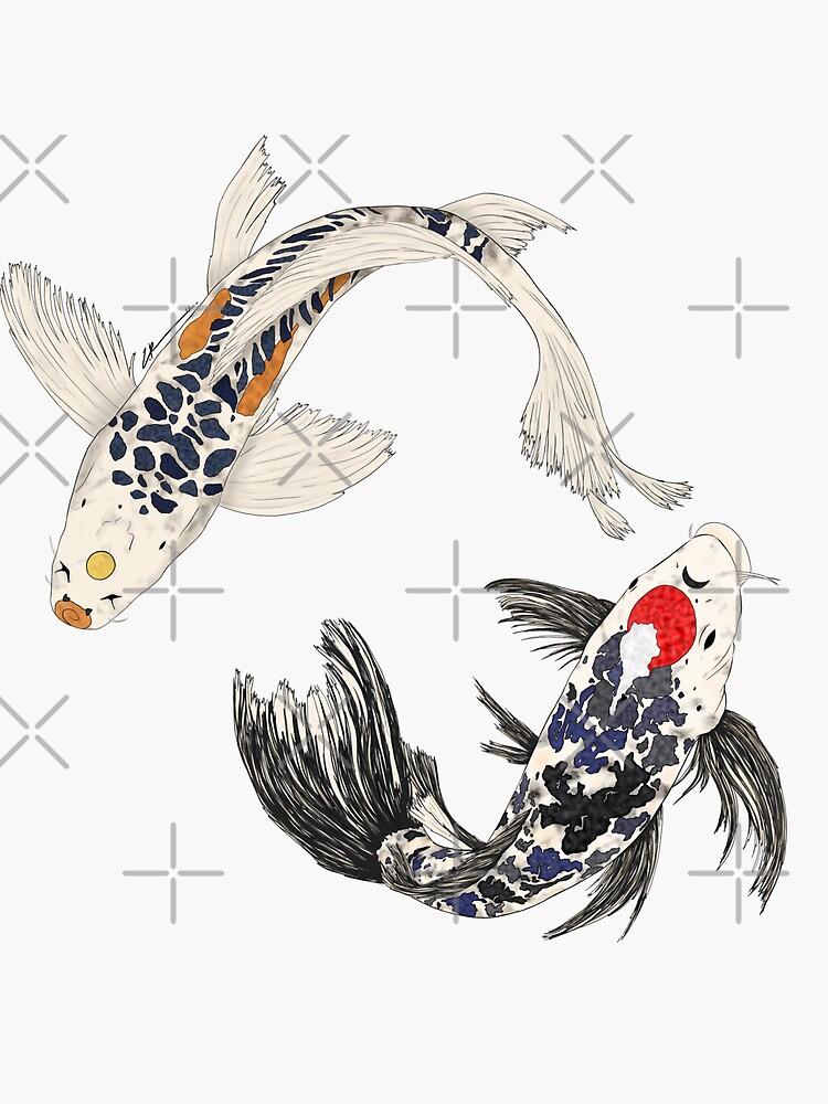SNS- Koi Fish by GhostDragon5