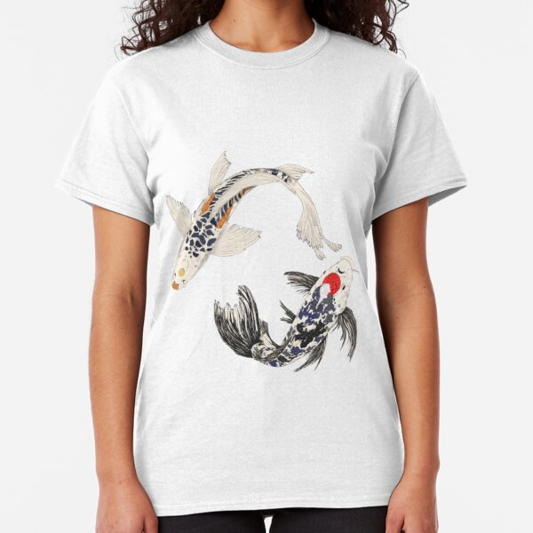 SNS- Koi Fish Classic T-Shirt