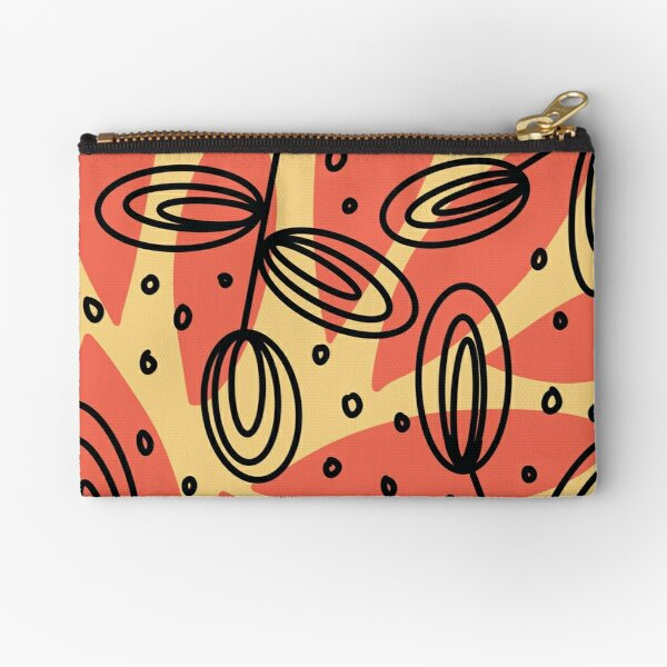 Stormy weather Zipper Pouch