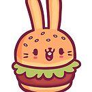 Bunny Burger by cronobreaker
