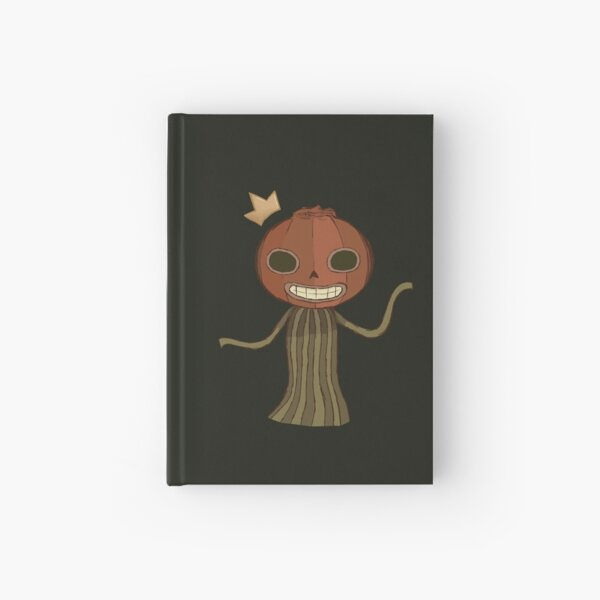 Enoch the King - Over the Garden Wall Hardcover Journal