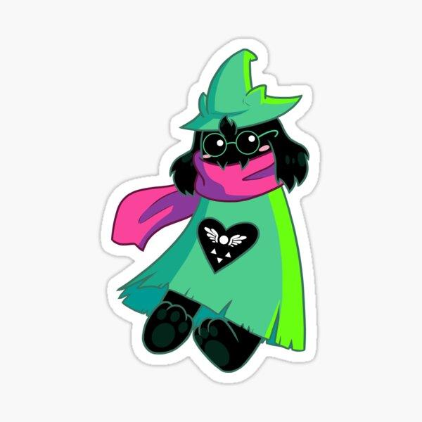 Fluffy Prince Sticker