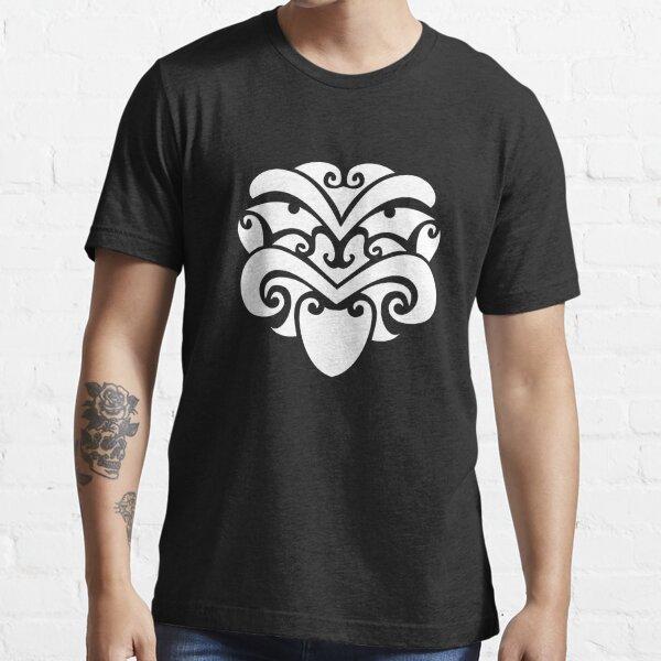 Hei Tiki Maori Symbol White Essential T-Shirt