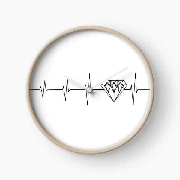 Heartbeat for luxury Clock