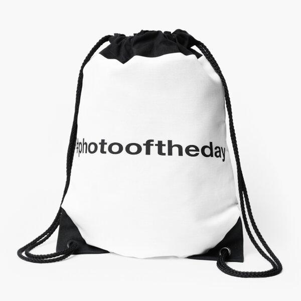 PHOTOOFTHEDAY Drawstring Bag