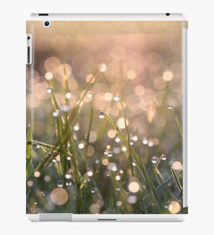 Oh, had I a golden thread... iPad Case/Skin