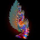 Horned Shell & The Parasitic Christmas Tree by Lenny La Rue, IPA