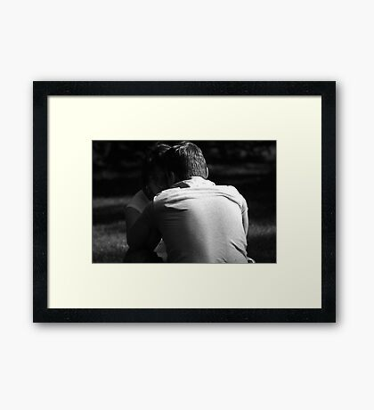 Loves Young Dream? Framed Print