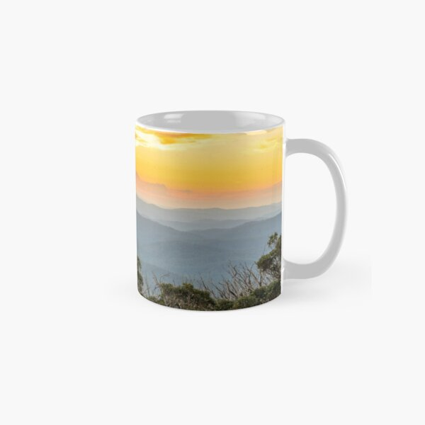 High Country Views Classic Mug