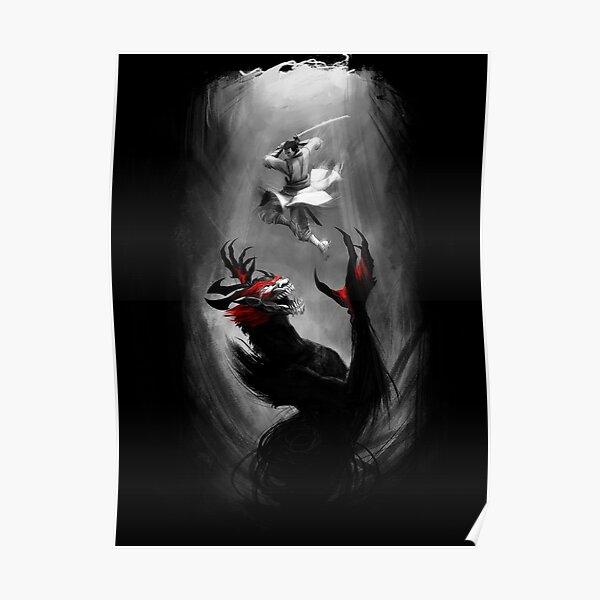Samurai Jack Showdown Poster