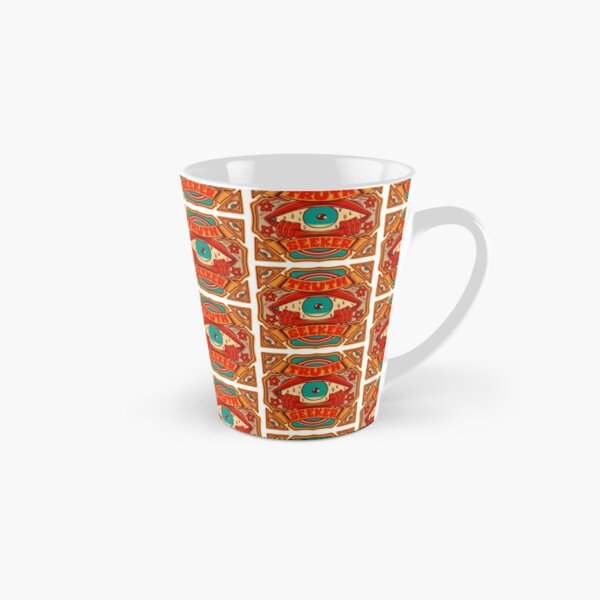Psychedelic Truth Seeker - Eye of Providence designed by Joe Tamponi Tall Mug