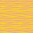 «Estampado de zebra - días soleados» de SilverPegasus