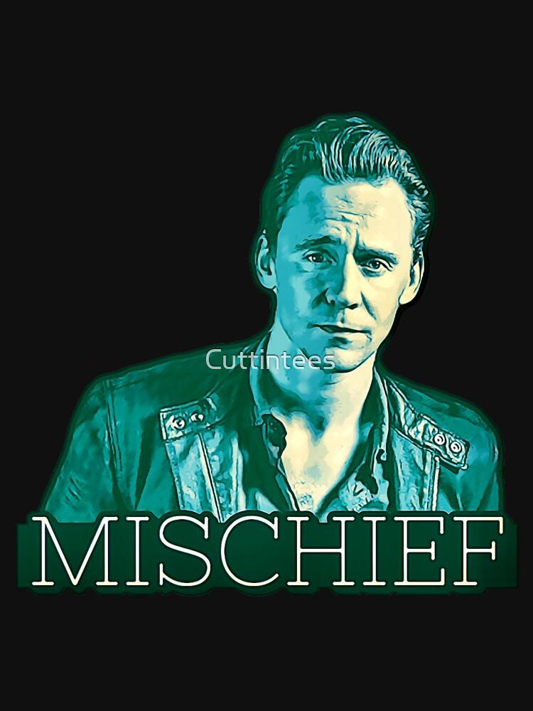 Hiddleston Mischief by Cuttintees
