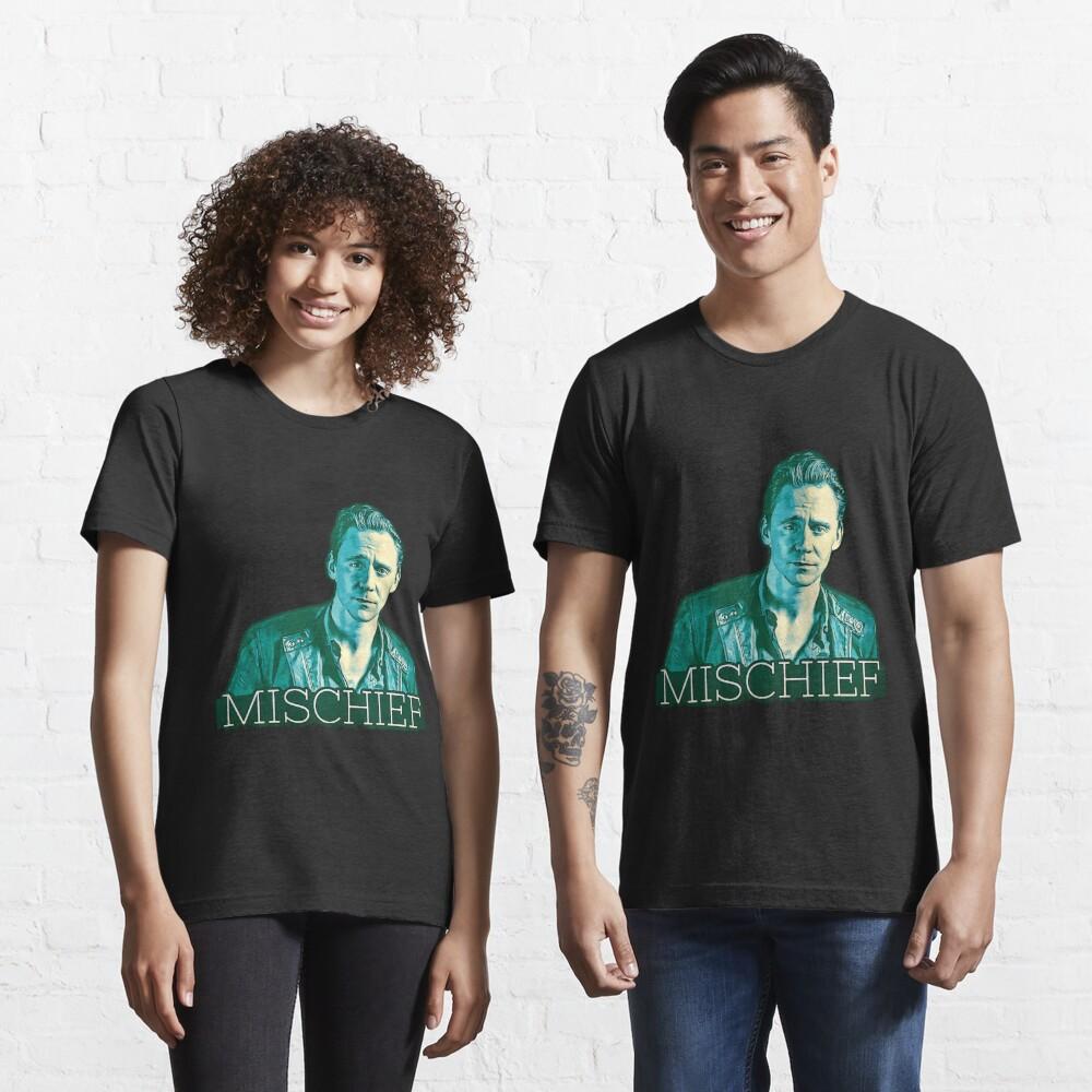 Hiddleston Mischief Essential T-Shirt