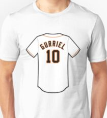 finest selection 6cd6a 2e80f Gurriel Astros T-Shirts | Redbubble