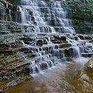 Waterfall and Pool 5D Mark II by RandiScott