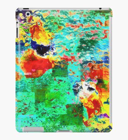 Paw Prints Tummy Rub iPad Case/Skin