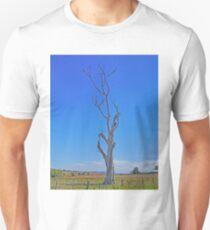 starling tree, Tasmania, Australia. T-Shirt