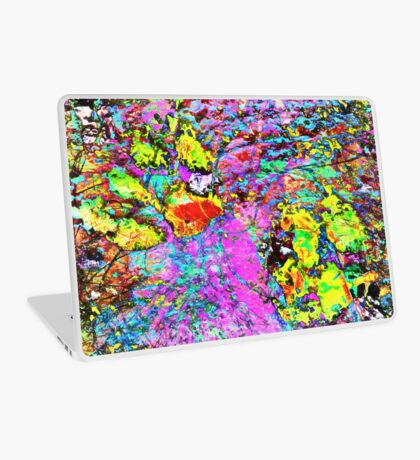 Paw Prints Catch Me If You Can Laptop Skin