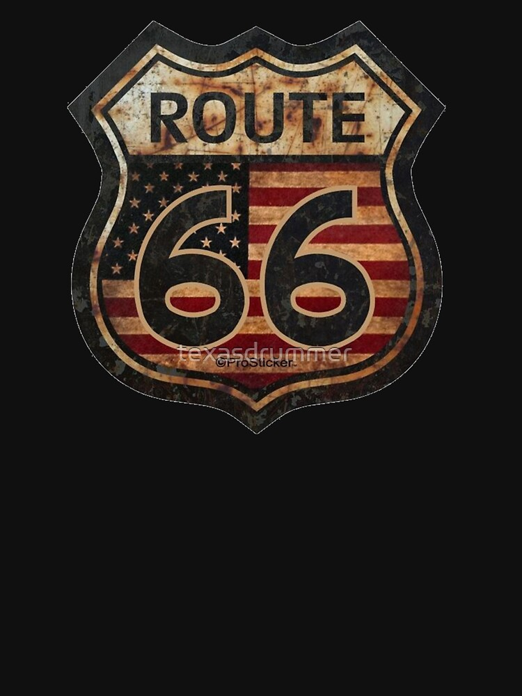 Route 66 by texasdrummer