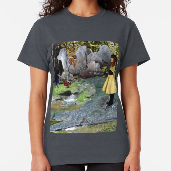 NonSuch Edinburgh / Lothians No.3 Alice's other wonderland Classic T-Shirt
