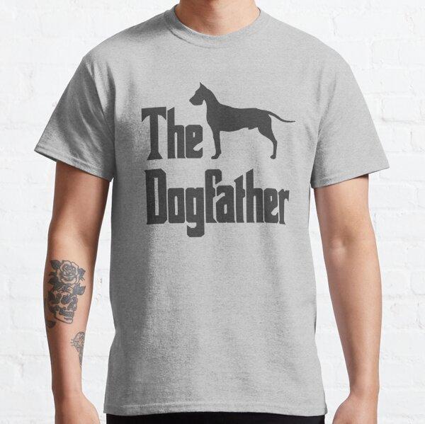 Funny Great Dane Gift Men/'s T-Shirt and Mug Set Dog THE DOGFATHER Pet
