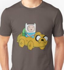 Jake Car Unisex T-Shirt