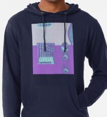 Pop Tele-FT-3 Lightweight Hoodie