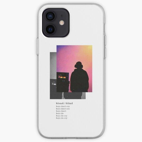 Frank Ocean - Blond  iPhone Soft Case
