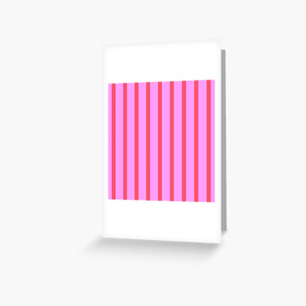 Flashy models collection Greeting Card
