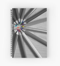 Selective Pencils Spiral Notebook
