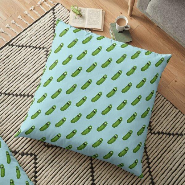 Pickle Rick Floor Pillow