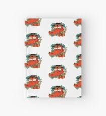 Taxes Crocodile - designed by Joe Tamponi Hardcover Journal
