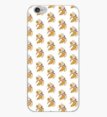 Punk rock summer banana - designed by Joe Tamponi iPhone Case