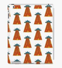 Love Ufos! - designed by Joe Tamponi iPad Case/Skin