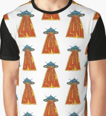 Love Ufos! - designed by Joe Tamponi Graphic T-Shirt