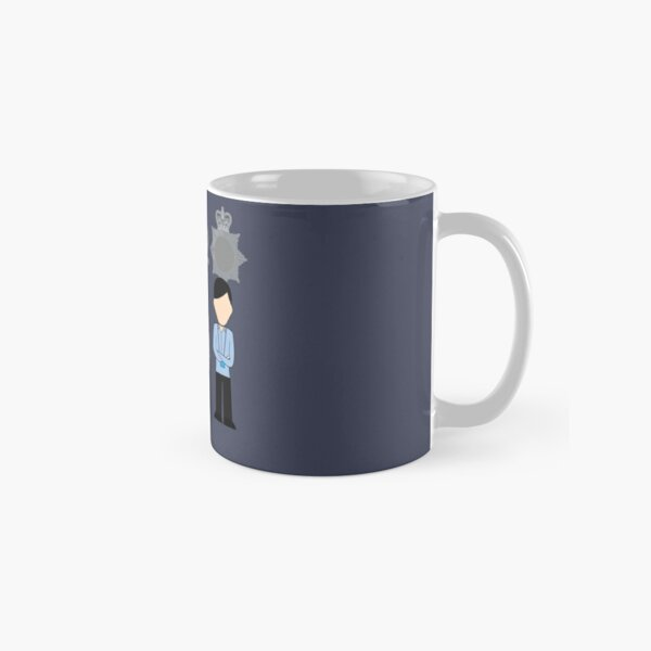 Line of Duty - AC-12 - Cartoon Style Classic Mug
