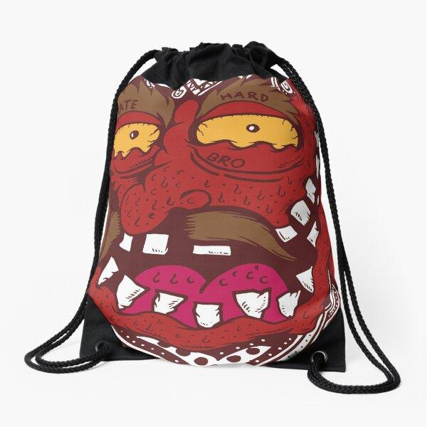 Devil chicano Drawstring Bag